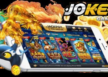 Main Game Fish Hunter Gold Dragon di Joker123 Slot Online